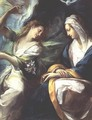 The Annunciation, c.1610 - Giulio Cesare Procaccini