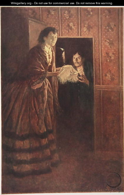 The Secret Room - Howard Pyle