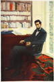 Portrait of Abraham Lincoln - Howard Pyle