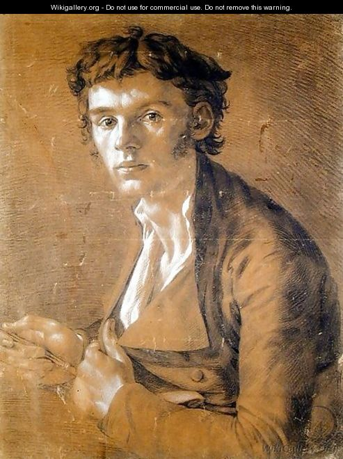 Self Portrait, 1802 - Philipp Otto Runge