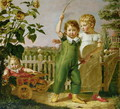 The Hulsenbeck Children, 1806 - Philipp Otto Runge