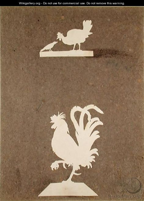 Farmyard birds - Philipp Otto Runge