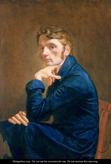 Self Portrait, 1805 - Philipp Otto Runge