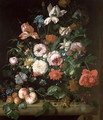 Still life with flowers - Rachel Ruysch