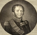 Alexander I 1777-1825 of Russia - Anonymous Artist