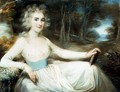 Portrait of Miss Harriet Read, 1789 - John Russell
