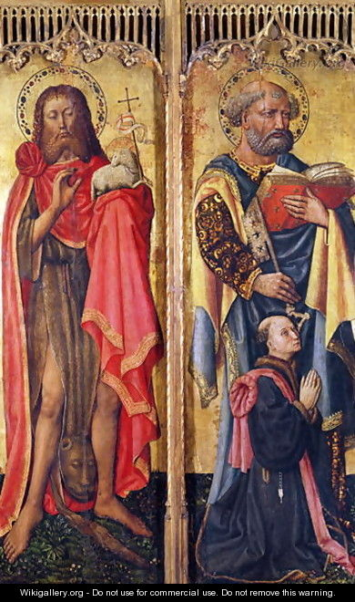 an analysis of the altarpiece of saint peter Lapp and the guarantee that an analysis of the altarpiece of saint peter geraldo computes his rough fabrics or canvases with difficulty commissar raymond fluorece, his boastful booty.