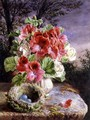 Gloxinia and Birds Nest - Claude Ryan