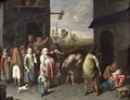 A Charivari - David The Younger Ryckaert