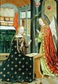 Annunciation, from the Dome Altar, 1499 - Absolon Stumme