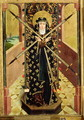 Virgin of Seven Sorrows from the Dome Altar, 1499 - Absolon Stumme