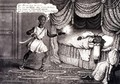 Tregears Black Jokes - Othello, engraved by Hunt, c.1834 - (after) Summers, W.