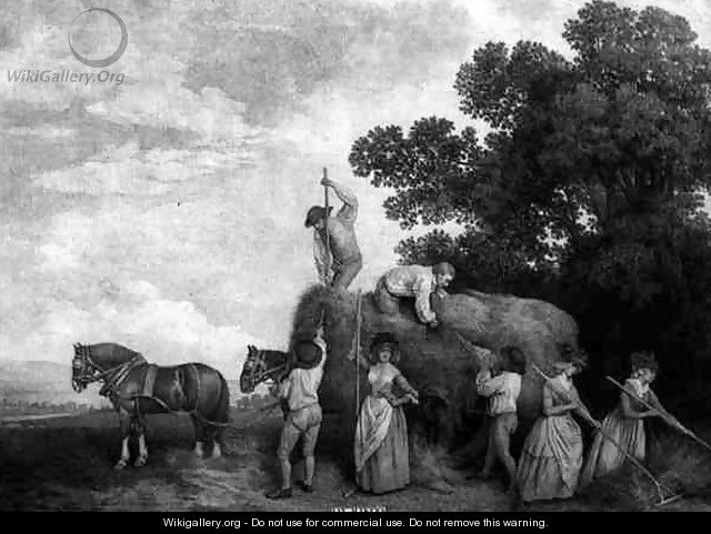 Hay-Makers - George Stubbs