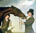 Hambletonian - George Stubbs