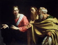 The Calling of St. Peter and St. Andrew - Bernardo Strozzi
