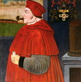 Portrait of Thomas Wolsey c.1475-1530 - Sampson Strong