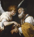 The Release of St. Peter, c.1635 - Bernardo Strozzi