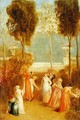 The Garden, c.1820 - Thomas Stothard