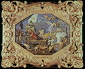 The Triumph of Louis XIII 1601-43 over the Enemies of Religion, 1642 - Jacques Stella