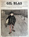 The Little Boy, from Gil Blas, 1897 - Theophile Alexandre Steinlen