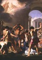 The Martyrdom of St. Stephen, c.1623 - Jacques Stella