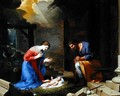 The Nativity, 1639 - Jacques Stella