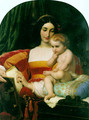 The Childhood Of Pico Della Mirandola 1842 - Paul Delaroche