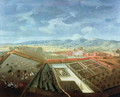 Panoramic View of Charlton Park, c.1745 - Thomas Robins