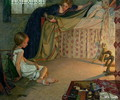 The Foundling, 1896 - Frederick Cayley Robinson