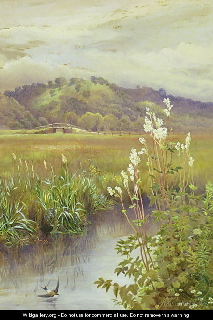 By the River - Charles Robertson