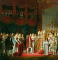 The Marriage of Napoleon I 1769-1821 and Marie Louise 1791-1847 Archduchess of Austria, 2nd April 1810, 1810 - Georges Rouget