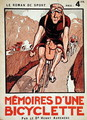 Cover of Memoires dune Bicyclette by Dr. Henry Aurenche - Jean Routier