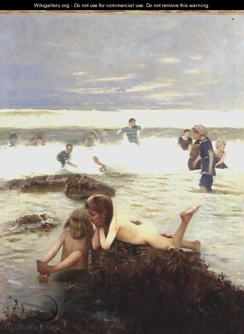 At The Seaside - Alexander M. Rossi