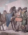 The Horse Deal - Thomas Rowlandson