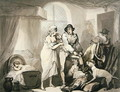 Four OClock in the Country, c.1788-90 - Thomas Rowlandson
