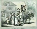 The Pea Cart, pub. by S.W. Fores - Thomas Rowlandson