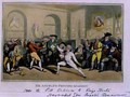 Mr Angelos Fencing Academy, 1791 - Thomas Rowlandson