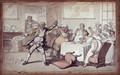Madness at the Dinner Table, 1816 - Thomas Rowlandson