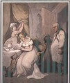 The Love Letter - Thomas Rowlandson