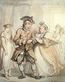 Pleasure First, Pay Later, 1812 - Thomas Rowlandson