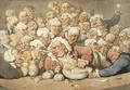 Serving Punch, c.1815-20 - Thomas Rowlandson