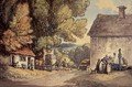 Village Green - Thomas Rowlandson