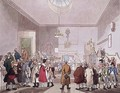 The Betting Post, late 18th century - & Pugin, A.C. Rowlandson, T.
