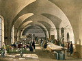 Stamp Office, Somerset House, from Ackermanns Microcosm of London - & Pugin, A.C. Rowlandson, T.