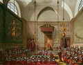 House of Lords, 1809 - & Pugin, A.C. Rowlandson, T.