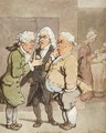 The Doctors Consultation, 1815-1820 - Thomas Rowlandson
