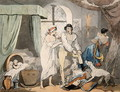Four oClock in the Country, pub. 1788 - Thomas Rowlandson