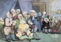 The Consultation or Last Hope, 1808 - Thomas Rowlandson