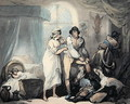 Four OClock in the Country - Thomas Rowlandson