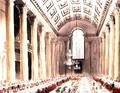 The Egyptian Hall, Mansion House, from Ackermanns Microcosm of London - & Pugin, A.C. Rowlandson, T.